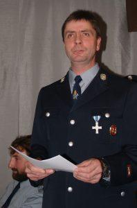 Kommandant Klaus Hofer