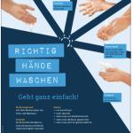 Richtig Hände waschen (BZgA)